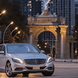Mercedes-Benz Classe S - Divulgação