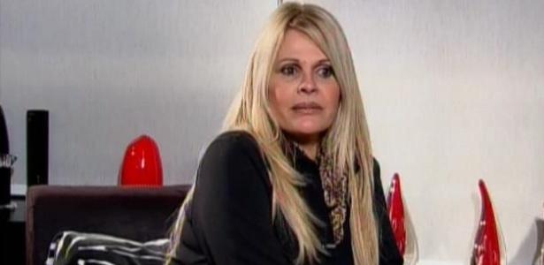 14.jul.2013 - Monique Evans apoia Bárbara: