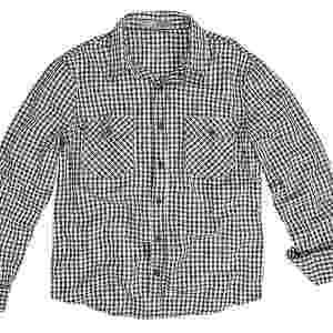 Camisa xadrez com corte mais rente ao corpo; R$ 39,99, na Hering (SAC 0800 473113). Preço pesquisado em julho de 2013 e sujeito a alteração - Divulgação