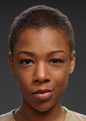 Samira Wiley é Poussay Washington em Orange is the new black - Divulgação/Netflix