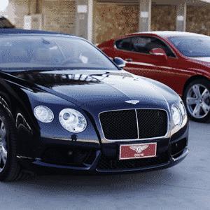 Bentley Continental GT e GTC V8 - Divulgação