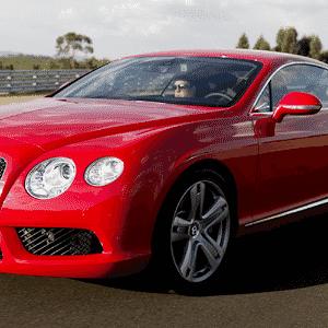 Bentley Continental GT V8 - Divulgação
