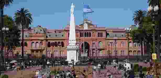 Buenos Aires - Melissa Pio/UOL - Melissa Pio/UOL