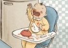 Como (não) lidar com manchas nas roupas dos bebês - Paola Saliby/UOL