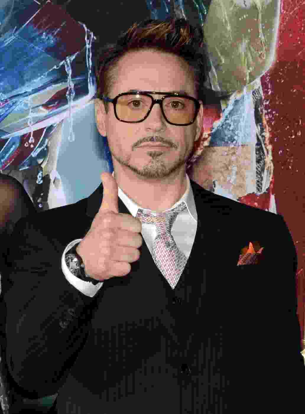 Robert Downey Jr. - Getty Images