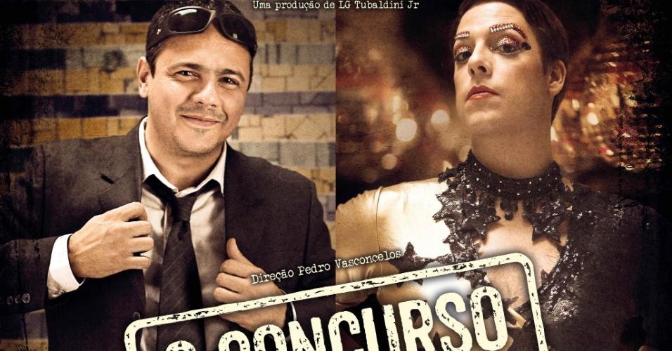 Cartaz oficial da comédia brasileira