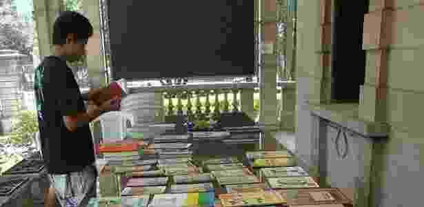 Casa das Rosas promove feira de troca de livros, gibis e brinquedos - Divulgação  - Divulgação