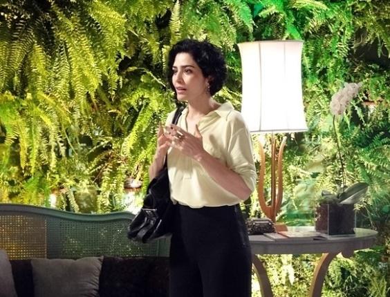 """Em """"Sangue Bom"""", Verônica se desespera ao saber que Renata quer apresentá-la a Érico"""