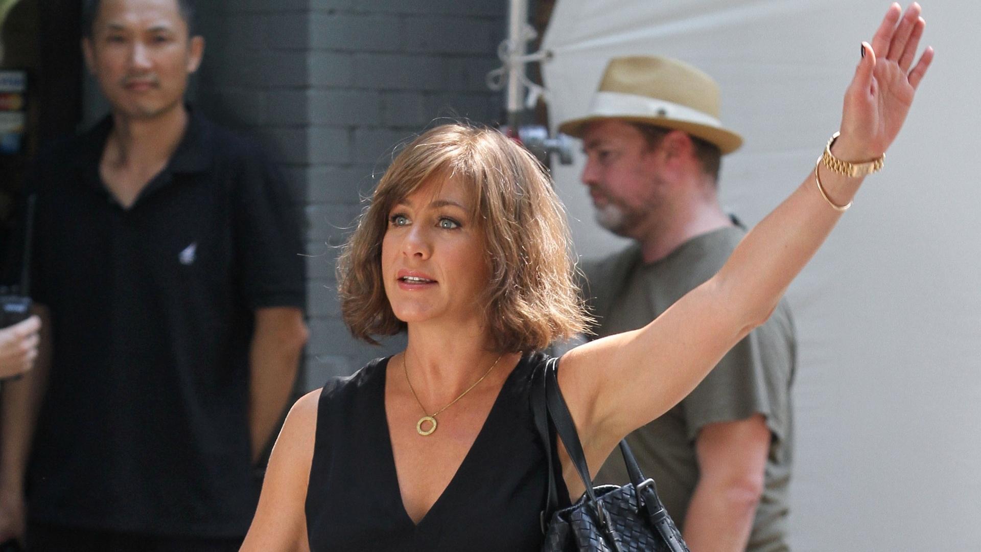 17.jul.2013 - Filme conta história de diretor da Broadway que se apaixona por protistuta que virou atriz