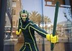 """Ator de """"Kick Ass 2"""" diz que personagens precisam lidar com """"montanha-russa de emoções"""" - Fred Greaves/Reuters"""