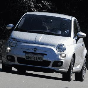 Fiat 500 MultiAir Flex - Murilo Góes/UOL