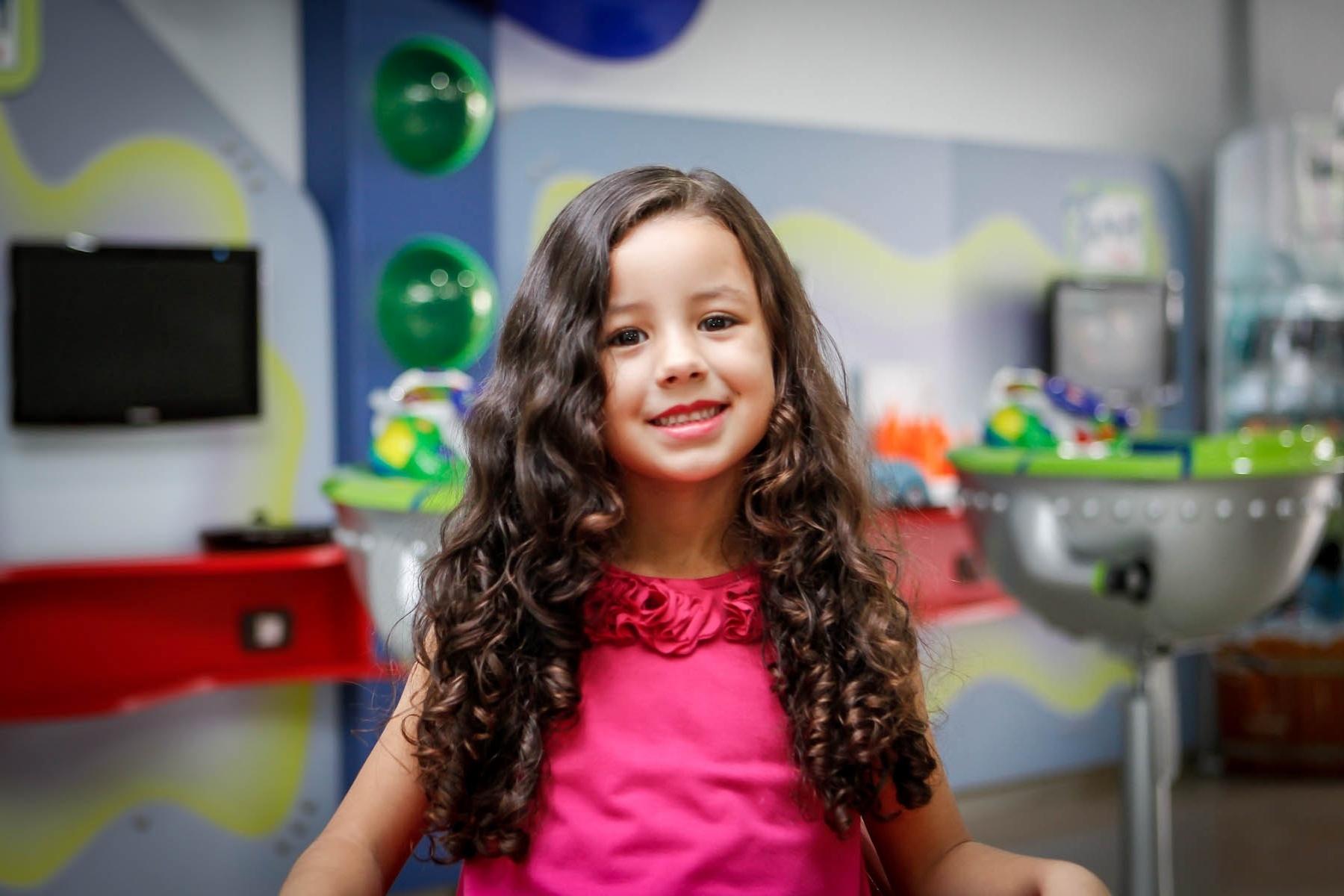 Fotos Aprenda Passo A Passo A Fazer Um Penteado Infantil Em