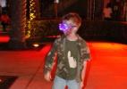 Com 9 anos, fã mirim da Comic-Con faz dança zumbi para conseguir comprar jogo novo - Natalia Engler/UOL
