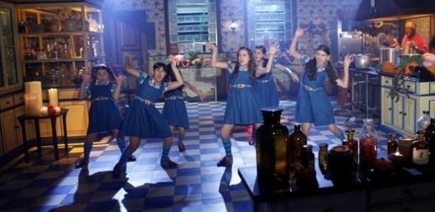 """19.jul.2013 - Clipe da música """"Sinais"""" estreia em Chiquititas no capítulo desta noite, 19 de julho"""