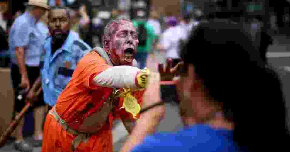Sandy Huffaker/AFP