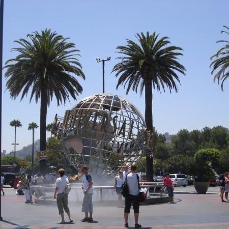 O Universal Studios Hollywood é um dos parques que será afetado pela medida - Christianne González/UOL