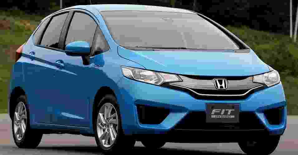 Honda Fit 2014 - Divulgação