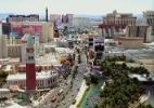 Projeto urbano de empresário tenta revolucionar centro decadente de Las Vegas - Las Vegas News Bureau/Divulgação