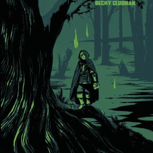 """""""THE MIRE"""" - Becky Cloonan foi premiada na categoria Melhor Edição Única - Reprodução"""