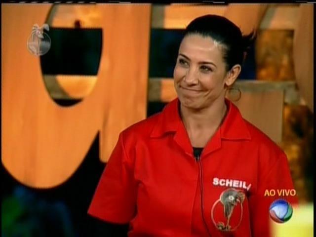21. jul. 2013 - Scheila vence prova de sorte e se torna fazendeira