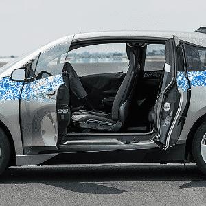BMW i3 - Divulgação