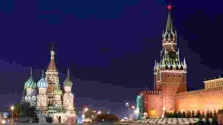 Catedral de São Basílio (Moscou, Rússia) - Getty Images - Getty Images