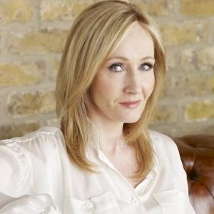 A autora J.K. Rowling - Divulgação