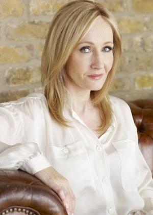 A escritora J. K. Rowling - Divulgação