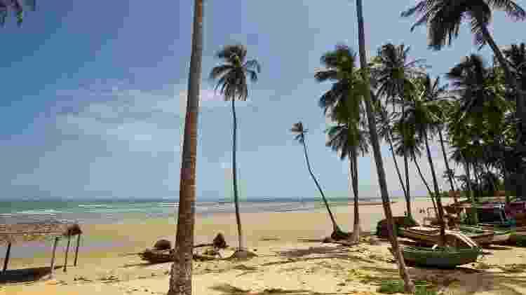 Icaraizinho, como a praia de Icaraí de Amontada é chamada pelos cearenses, é um destino para quem quer fugir do movimento e se desligar do mundo por alguns dias - Jarbas Oliveira/UOL - Jarbas Oliveira/UOL