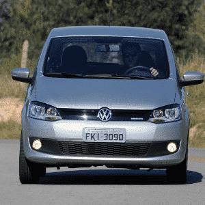 Volkswagen Fox Bluemotion 2014 - Murilo Góes/UOL