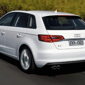 Audi A3 TFSI Sportback - Murilo Góes/UOL