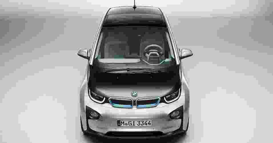 BMW i3 2014 - Divulgação