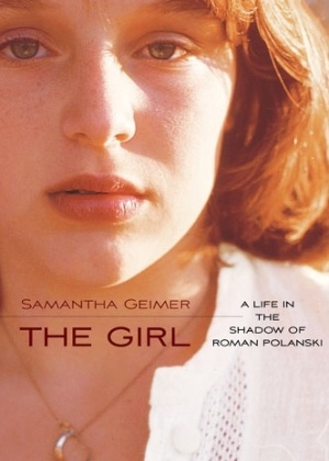 "Capa do livro ""The Girl: A Life in the Shadow of Roman Polanski"", de Samantha Geimer - Reprodução"