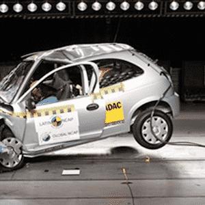 Chevrolet Celta - Latin NCAP