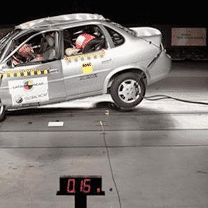 Chevrolet Classic - Latin NCAP