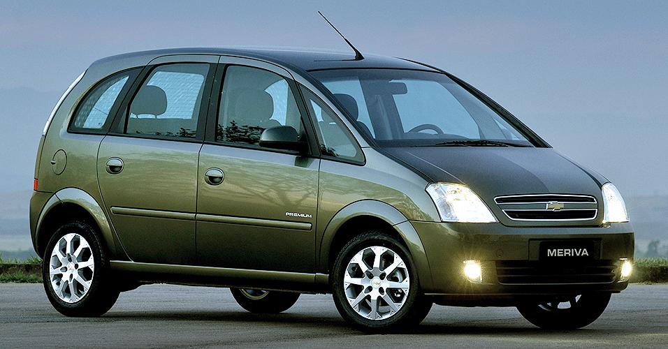 Chevrolet Meriva 2010