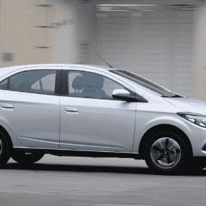 Chevrolet Onix LTZ 1.4 Automático - Murilo Góes/UOL