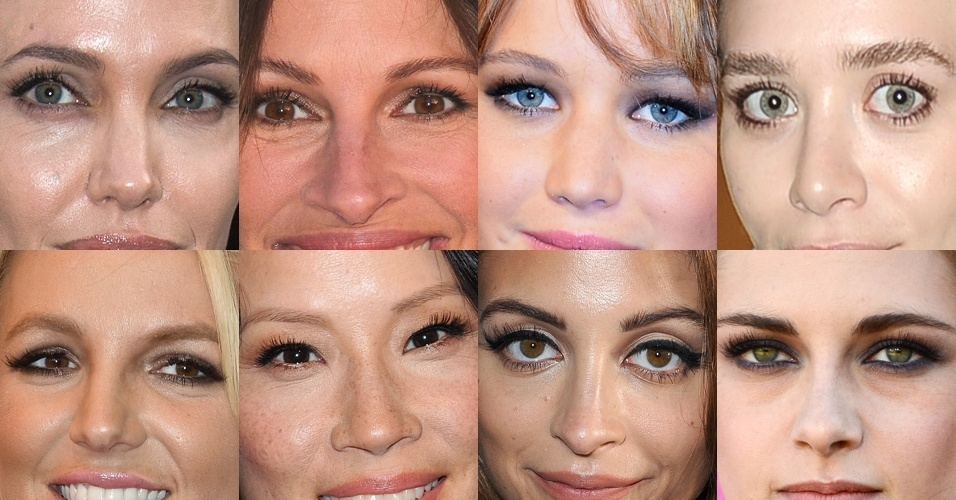decf0df477f54 Fotos  Para cada formato de olho
