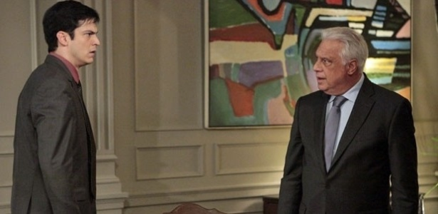 Vilão vai chantagear Pérsio através do namoro do palestino com a judia Rebeca