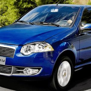 Fiat Palio ELX - Divulgação