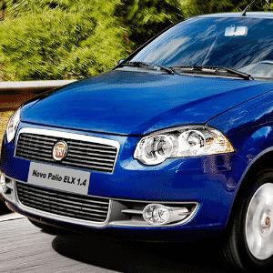 Fiat Palio ELX com airbags - Divulgação