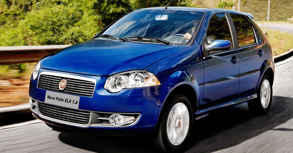 Fiat Palio ELX com airbags