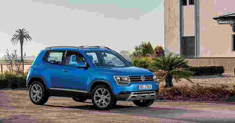 Volkswagen Taigun Concept - Divulgação