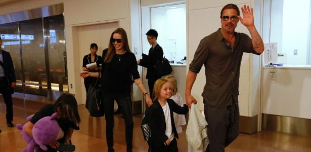 Brad Pitt disse que paternidade mudou muito a sua vida
