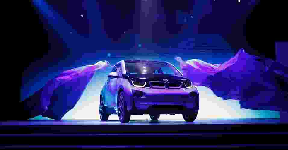 Lançamento do BMW i3 - Kim Kyung-Hoon/Reuters