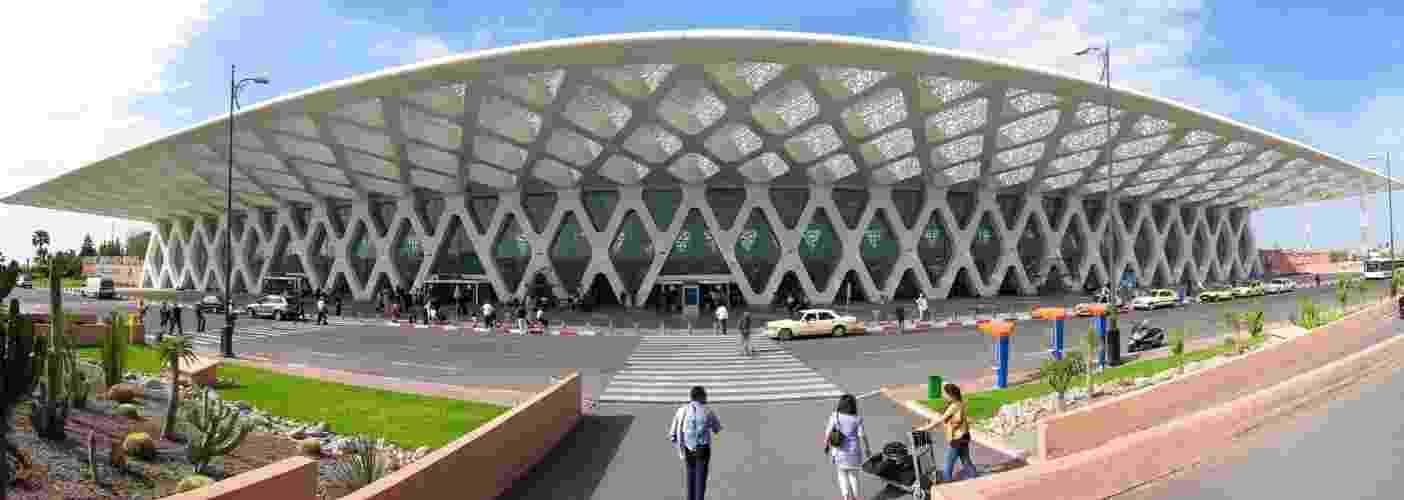 Marrakech Menara Airport (Marrocos) - Divulgação