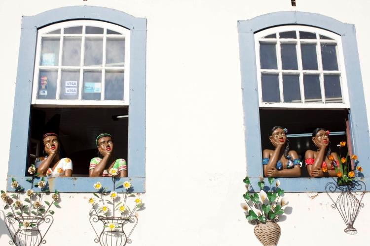 Artesanato De Madeira Como Fazer ~ Símbolo do ciclo do ouro no país, Ouro Preto preserva