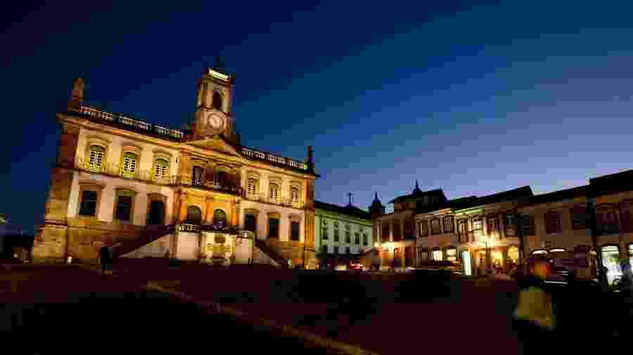 Museu da Inconfidência, em Ouro Preto (MG) - Marcus Desimoni/UOL