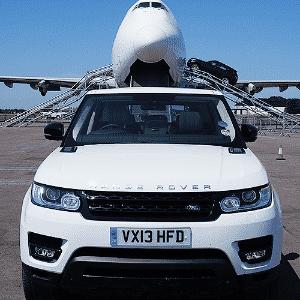Range Rover Sport 2014 - Eugênio Augusto Brito/UOL