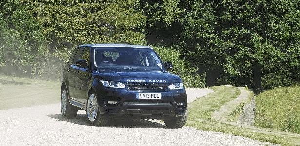 Range Rover Sport 2014 - Eugênio Augusto Brito/UOL - Eugênio Augusto Brito/UOL